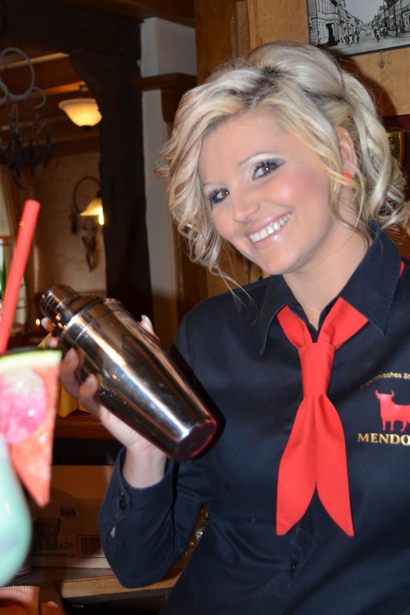 Cocktails im argentinischen Steakhouse Mendoza Walsrode