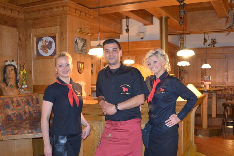 Das Team vom Steakhouse Mendoza Walsrode