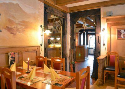Die Räumlichkeiten vom argentinischen Steakhouse Mendoza Walsrode