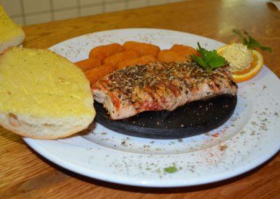 Steak im argentinischen Steakhouse Mendoza Walsrode